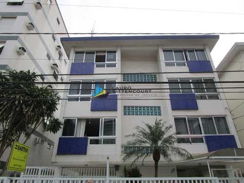 Apartamento, código 8356 em Santos, bairro Embaré