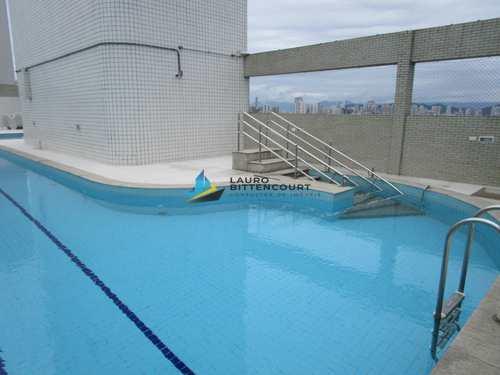 Apartamento, código 8359 em Santos, bairro Aparecida