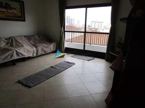 Apartamento, código 8363 em Santos, bairro Boqueirão