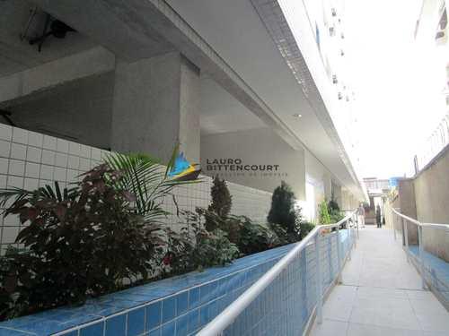 Apartamento, código 8373 em Santos, bairro Boqueirão