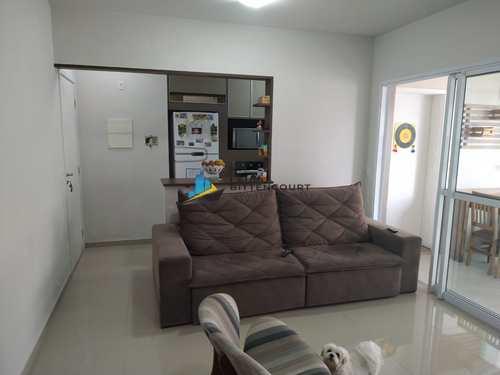 Apartamento, código 8375 em Santos, bairro Ponta da Praia