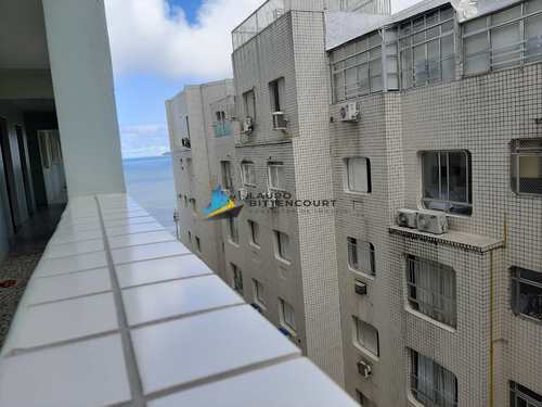 Apartamento, código 8436 em Santos, bairro Ponta da Praia