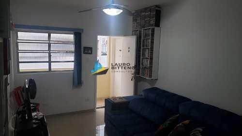 Apartamento, código 8445 em Santos, bairro Ponta da Praia