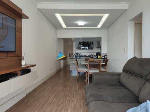 Apartamento, código 8469 em Santos, bairro Ponta da Praia