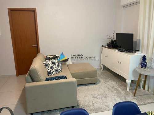 Apartamento, código 8500 em Santos, bairro Boqueirão