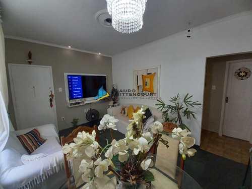 Apartamento, código 8505 em Santos, bairro Aparecida