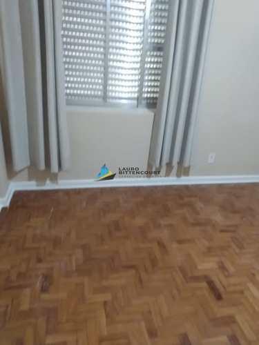 Apartamento, código 8511 em Santos, bairro Pompéia