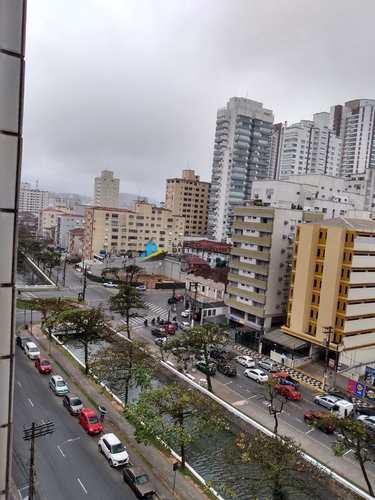 Apartamento, código 8531 em Santos, bairro Pompéia