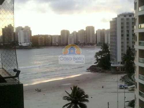 Apartamento, código 2821 em Guarujá, bairro Praia das Pitangueiras