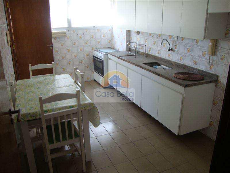 Apartamento em Guarujá, bairro Praia das Asturias
