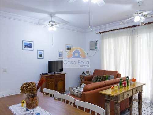 Apartamento, código 2808 em Guarujá, bairro Jardim Enseada