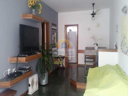 Apartamento, código 2791 em Guarujá, bairro Pitangueiras
