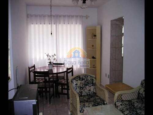 Apartamento, código 2754 em Guarujá, bairro Jardim Enseada