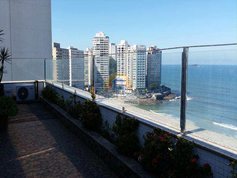 Cobertura em Guarujá, bairro Centro