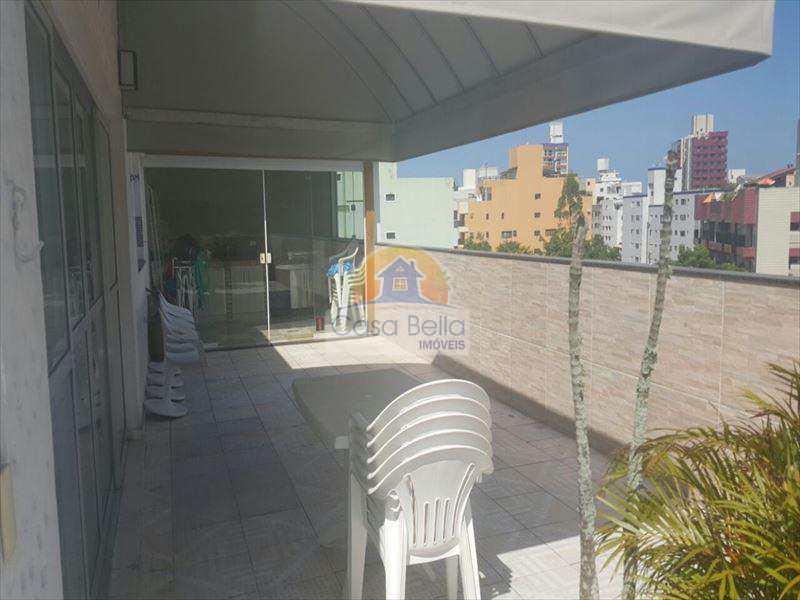 Cobertura em Guarujá, bairro Tombo