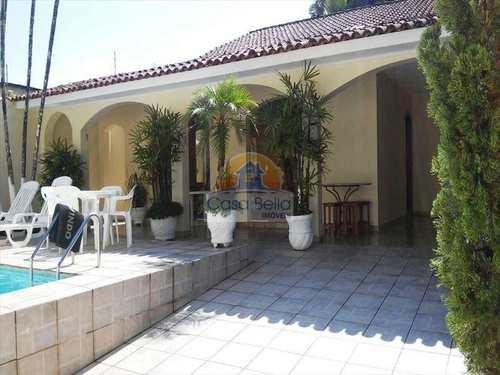 Casa, código 2712 em Guarujá, bairro Balneário Praia do Pernambuco