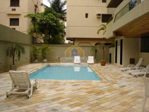 Apartamento, código 2706 em Guarujá, bairro Jardim Enseada