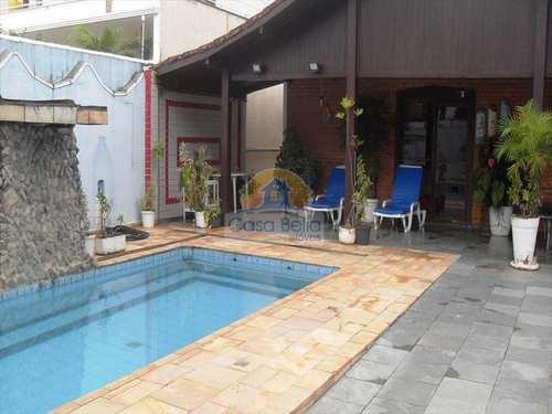 Casa de Condomínio, código 2685 em Guarujá, bairro Balneário Praia do Pernambuco