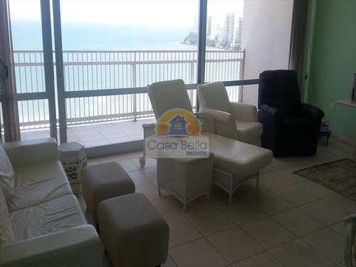 Apartamento, código 2678 em Guarujá, bairro Pitangueiras