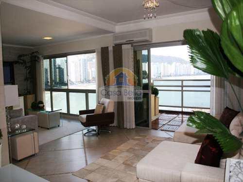 Apartamento, código 2648 em Guarujá, bairro Jardim Astúrias