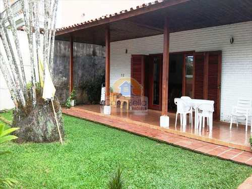 Casa, código 2621 em Guarujá, bairro Balneário Praia do Pernambuco