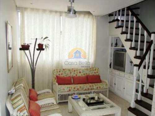 Apartamento, código 2614 em Guarujá, bairro Jardim Enseada