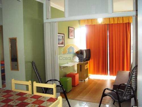 Apartamento, código 2581 em Guarujá, bairro Jardim Enseada