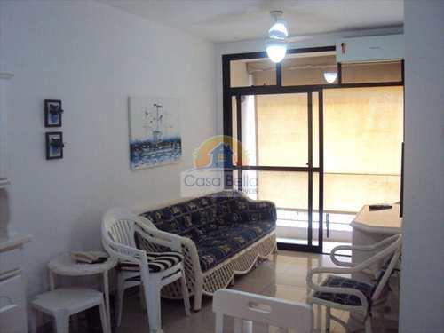 Apartamento, código 2574 em Guarujá, bairro Jardim Enseada