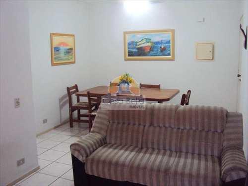 Apartamento, código 2571 em Guarujá, bairro Jardim Enseada