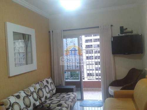 Apartamento, código 2541 em Guarujá, bairro Pitangueiras