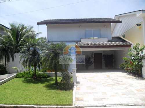 Sobrado de Condomínio, código 2508 em Guarujá, bairro Acapulco