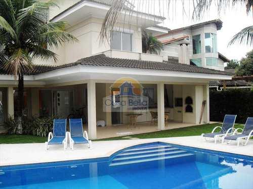 Sobrado de Condomínio, código 2493 em Guarujá, bairro Park Lane