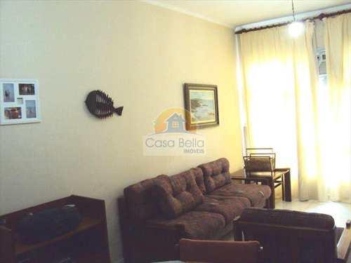 Apartamento, código 2487 em Guarujá, bairro Jardim Enseada