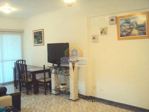 Apartamento, código 2481 em Guarujá, bairro Jardim Enseada