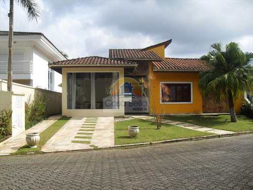 Casa de Condomínio, código 2463 em Guarujá, bairro Costao de Pernambuco