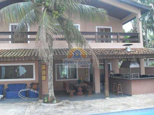 Sobrado de Condomínio, código 2456 em Guarujá, bairro Acapulco