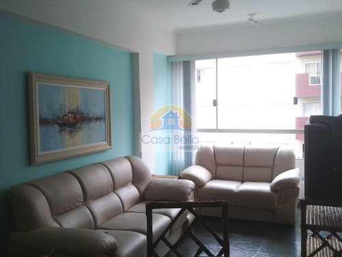 Apartamento, código 2451 em Guarujá, bairro Jardim Astúrias