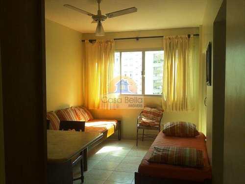 Apartamento, código 2429 em Guarujá, bairro Pitangueiras