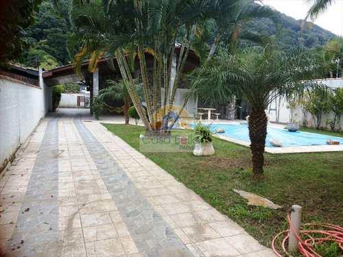 Casa, código 2411 em Guarujá, bairro Jardim Guaiuba
