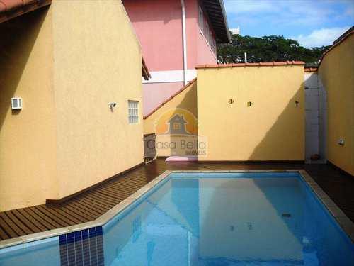 Casa de Condomínio, código 2384 em Guarujá, bairro Praia do Pernambuco