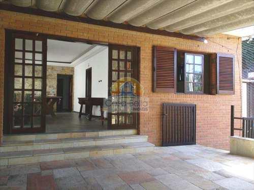 Casa, código 2357 em Guarujá, bairro Pitangueiras