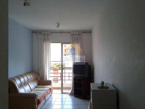 Apartamento, código 2343 em Guarujá, bairro Jardim Enseada