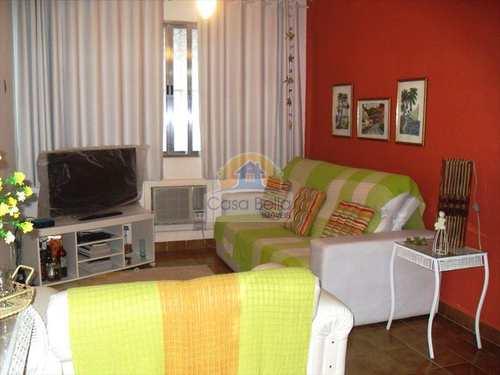 Apartamento, código 2300 em Guarujá, bairro Jardim Enseada