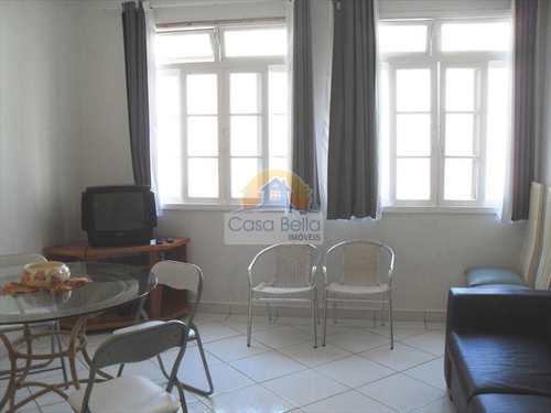 Apartamento, código 2273 em Guarujá, bairro Pitangueiras