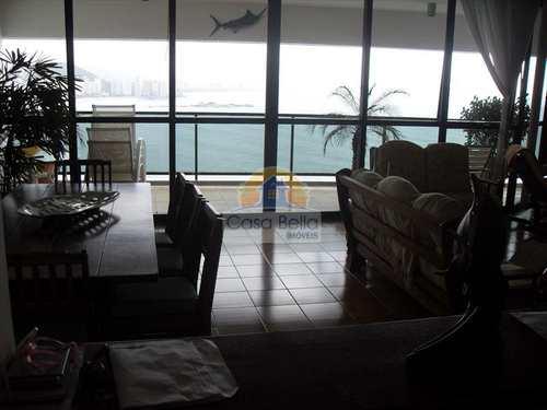 Apartamento, código 2250 em Guarujá, bairro Jardim Astúrias