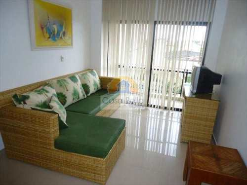 Apartamento, código 2244 em Guarujá, bairro Jardim Enseada