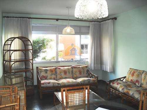 Apartamento, código 2224 em Guarujá, bairro Pitangueiras