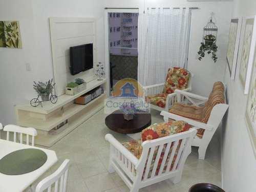 Apartamento, código 2179 em Guarujá, bairro Jardim Enseada