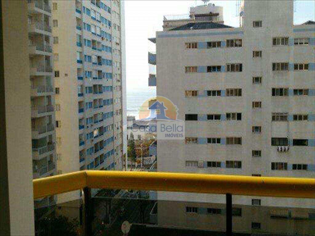 Flat em Guarujá, bairro Pitangueiras