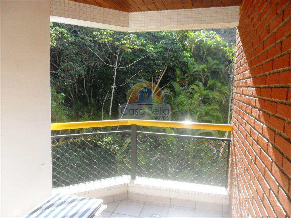Apartamento em Guarujá, bairro Morro Sorocotuba